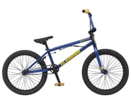 "GT 2021 Slammer BMX Bike (20"" Toptube) (Trans Electric Blue) | product-also-purchased"