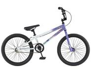 "GT 2021 Friend Ship BMX Bike (Gloss White/Purple Fade) (18.5"" Toptube) | product-related"