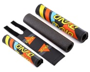GT Dyno Pad Set (Black/Yellow) | product-also-purchased