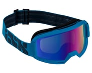 iXS Hack Goggle (Racing Blue) (Blue Mirror Lens)   product-related