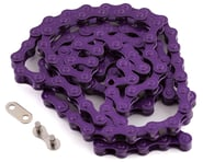 KMC S1 Single Speed BMX Chain (Purple) | product-related