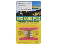Kool Stop BMX Brake Pads (Threaded) (Pink) (Pair) | product-related