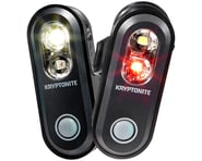Kryptonite Avenue F-70/R-35 Dual Headlight/Tail Light Set (Black)   product-related