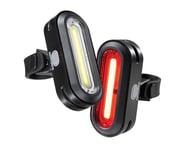Kryptonite Avenue F-100/R-50 COB Headlight & Tail Light Set (Black) | product-related