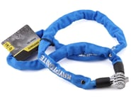 Kryptonite Keeper 411 Chain Lock w/ Combination (Blue) (4mm x 110cm) | product-also-purchased