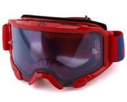 Leatt Velocity 4.5 Goggle (Red) (Blue 52% Lens) | product-related