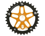 MCS Alloy Spider & Chainring Combo (Gold/Black)   product-related