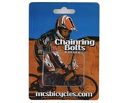MCS Alloy Chainring Bolts (Black) | product-also-purchased