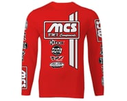 MCS Long Sleeve Jersey (Red) | product-also-purchased