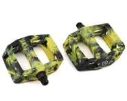 Mission Impulse PC Pedals (Black/Yellow Splash) | product-also-purchased