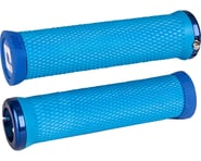ODI Elite Motion Lock-On Grips (Light Blue/Blue) | product-also-purchased