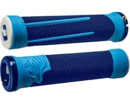 ODI AG2 Lock-On Grips (Blue/Light Blue) (135mm) | product-related