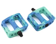 """Odyssey Twisted Pro PC Pedals (Toothpaste/Navy Swirl) (Pair) (9/16"""") 