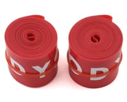 """Odyssey Rim Strip (Red) (24"""") (Pair) 