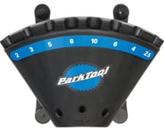 Park Tool HXH-2P Wall Mount Hex Wrench Holder | product-related
