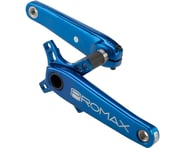 Promax HF-2 Hollow Hot Forged Crank Set (Blue) | product-related