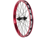 Rant Party On V2 Front Wheel (Red) | product-related