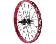 Rant Party On V2 Cassette Wheel (Red) (Left Hand Drive) | product-related