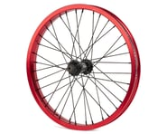 """Rant Party On V2 18"""" Front Wheel (Red) 