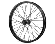 """Rant Party On V2 18"""" Front Wheel (Black) 