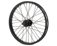 """Rant Party On V2 18"""" Cassette Rear Wheel (Black) (Left Hand Drive) 