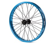 """Rant Party On V2 18"""" Front Wheel (Blue) 