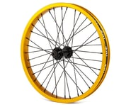 """Rant Party On V2 18"""" Front Wheel (Matte Gold) 