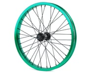 "Rant Party On V2 18"" Front Wheel (Real Teal) 