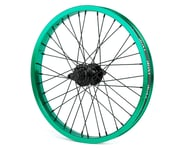 """Rant Party On V2 18"""" Cassette Rear Wheel (Real Teal) 