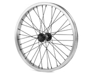 """Rant Party On V2 18"""" Front Wheel (Silver) 