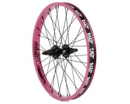 Rant Party On V2 Cassette Rear Wheel (Pepto Pink) | product-related