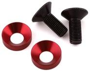 Redline Flight Crank Bolt Kit (Chromoly/Red)   product-related