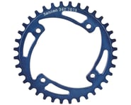 RENNEN BMX Threaded 4-Bolt Chainring (Blue) | product-related