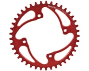 RENNEN BMX Threaded 4-Bolt Chainring (Red) | product-related