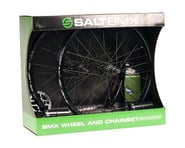 Salt Valon Wheel & Chainset (Black) (Wheels, Sprocket, Chain, Pegs) | product-also-purchased