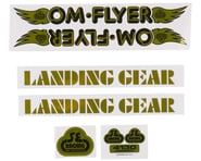 SE Racing OM Flyer Decal Set (Gold) | product-related