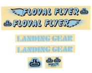 SE Racing Floval Flyer Decal Set (Blue)   product-related