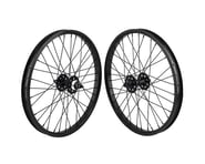 SE Racing BMX Wheelset (Black) (20 x 1.75) | product-also-purchased