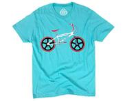 SE Racing Mike Buff PK T-Shirt (Aqua) | product-related