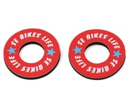 SE Racing Bike Life Donuts (Red) (Pair) | product-related