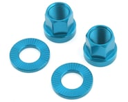 The Shadow Conspiracy Featherweight Alloy Axle Nuts (Blue) | product-also-purchased