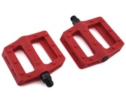 """The Shadow Conspiracy Surface Plastic Pedals (Crimson Red) (Pair) (9/16"""") 