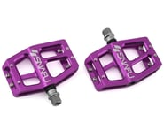 """Snafu Anorexic Junior Race Pedal (Purple) (9/16"""") 