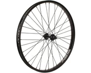 """Stolen Rampage 24"""" Cruiser Front Wheel (Black) 