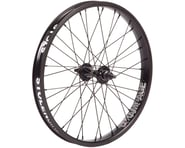 """Stolen Rampage 18"""" Front Wheel (Black) 