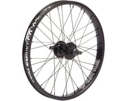 """Stolen Rampage 18"""" Cassette Wheel (Black) 