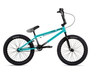 """Stolen 2021 Compact 20"""" BMX Bike (19.25"""" Toptube) (Caribbean Green) 