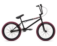 """Stolen 2021 Casino XL 20"""" BMX Bike (21"""" Toptube) (Black/Blood Red) 