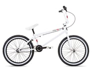 """Stolen 2021 Overlord 20"""" BMX Bike (20.75"""" Toptube) (Snow Blind White) 