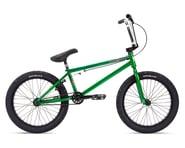 """Stolen 2021 Heist 20"""" BMX Bike (21"""" Toptube) (Dark Green/Chrome)   product-related"""